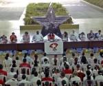 Congrès des pionniers à Cuba