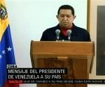 Message du Président Hugo Chávez au Peuple Vénézuélien