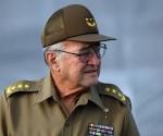 Le général Julio Casas Reguerio, ministre cubain de la Défense