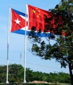 cuba-and-china-flags