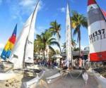 VENEZUELA--Embarcaciones-de-EE-UU--llegan-a-Cuba-en-regata---8220-Havana-Challenge--8221-