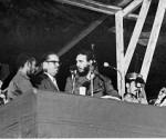 Fidel 55 años atras