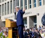 Kerry embajada La Habana