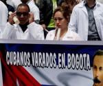 medicos cubanos varados bogota