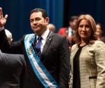 Jimmy MOrales Guatemala