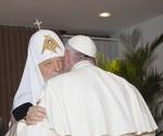 papa0 kiril y francisco