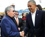Obama despide Raul