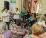 mujeres celebranFMC