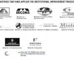 Ministerios logos