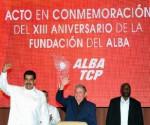 Rauñ Maduro ALBA
