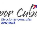 Cuba logo elecciones