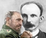 Fidel y Martí