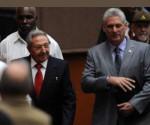 Raul Castro y Diaz Canel