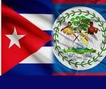 0912-Banderas de Cuba y Belice