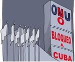 Cuba bloqueo onu