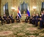 Canel con Putin