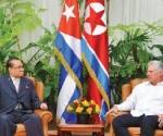 Corea Cuba