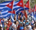 Cuba banderas