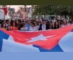 agencia Melia protesta