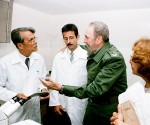 Fidel medicos cubanos