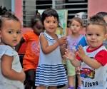 niños vacunas