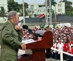 Fidel discurso educacion