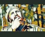 Fidel pintura