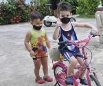 nueva normalidad niños