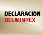 minrex declarac